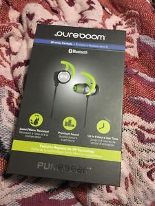 Pure boom wireless headphones