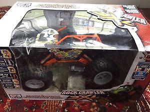 Remote Control 4x4 Truck