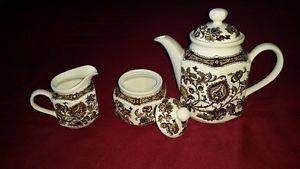 Ridgway Ironstone Tea Set