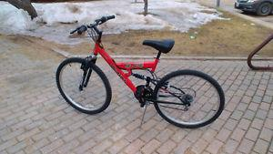 Used mountain bike for sale at U of M