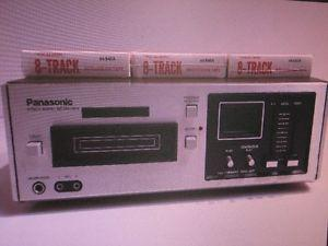 Wanted: 8 Track Player (wanted)