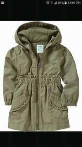 Wanted: Looking for girls size 4 and 12 month jackets