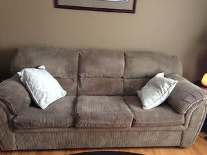 Wanted: Sofa, Chair, Coffee Table and End Tables