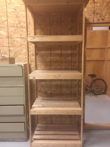 Wooden Shelving for Sale