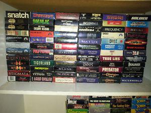 best offer some vcr movies for sale NEED SOLD