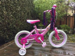 14 inch princess bike