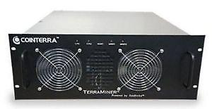 2 Terraminer IV Bitcoin Miners for parts
