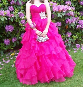 Allure Prom dress for sale