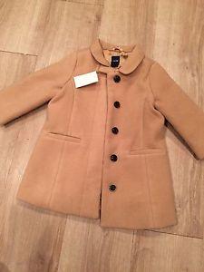 Baby Gap light brown coat size  months