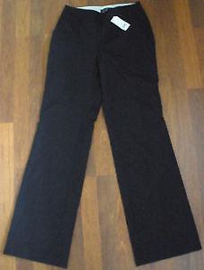 Banana Republic Black Pants / Work Trousers Ladies size 4