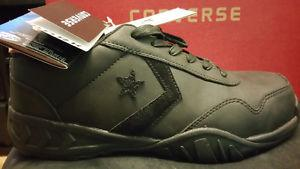 Brand New Steel Toe Low Cut Converse Shoes