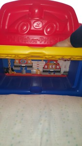 Fisher price toddler bed
