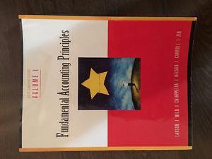 Fundamental Accounting Principles. Volume 1.