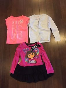 Girls clothing 5T