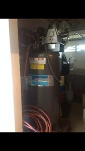 Ingersol air compressor