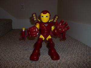 Iron Man action man lights and sounds $