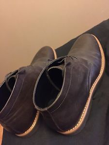 Leather Calvin Klein Dress Shoes