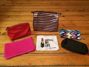 Makeup Bags and Nail Polish for sale