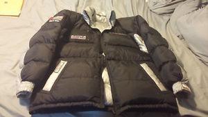 Men's Reversable Southpole Down Filled Winter Jacket