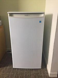 Mini fridge $60