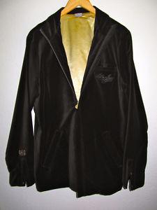 Nike lebron gold signature jacket