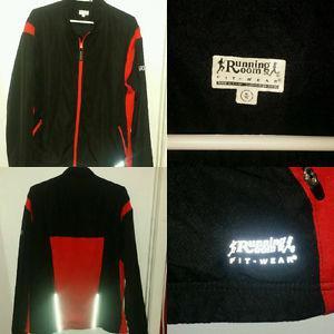 Running room wind/run jacket (size xl mens)