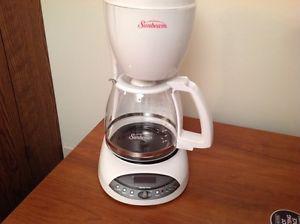 SUNBEAM COFFEE MAKER