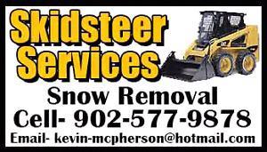 Snow Plowing Dominion Neville street Bridgport
