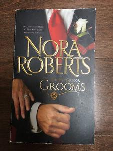 The MacGregor Grooms. Written by Nora Roberts.