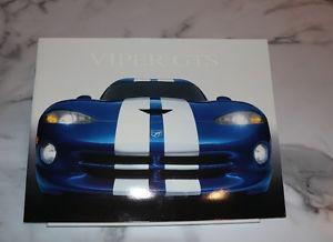 """"""" Viper GTS"""" brochure, Very Good, Like New Condition,"""