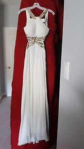 White Prom/Grad Dress