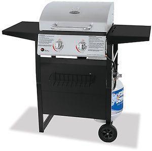 brand new barbecue still in the box