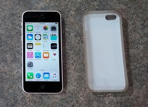 iPhone 5C Bell/Virgin 16GB in mint condition