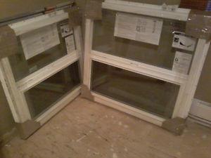 1 BRAND NEW PVC WINDOW FOR SALE