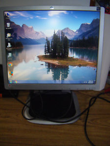 19 inch Hp Monitor for sale..