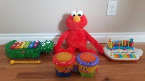4 Different Toys For Sale