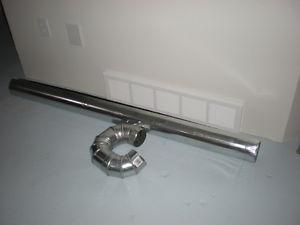 4 inch pipe and elbows