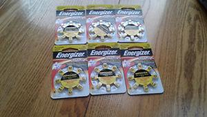 48 Hearing aid batteries size 10