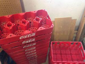 8 x 2L Pop Crates & 6 x Flat Crates