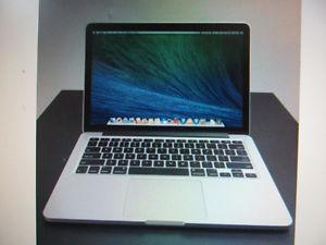 Apple Retina MacBook Pro 13.3 Mid GHZ i5 /