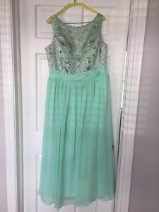 Beautiful prom dress or brides maid dress