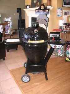 Black Olive Egg Pellet Barbecue Grill