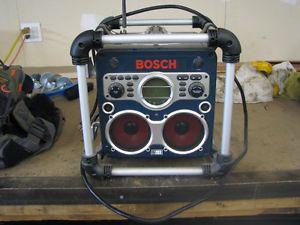 Bosch radio / cd player