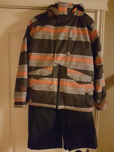 Boys Ripzone ski/snow suit