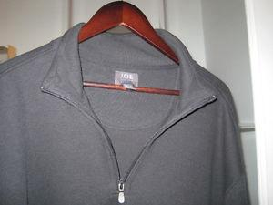 Brand New 3XL Joseph Abboud Ribbed Casual Sport Top - Size