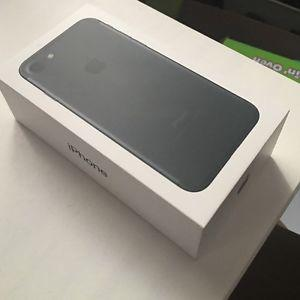 Brand New IPhone  GB Black