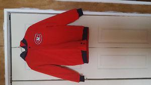Brand new reversible Montreal canadians jacket