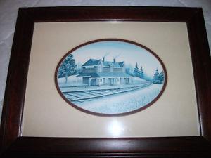 Catherine Karnes Munn framed print