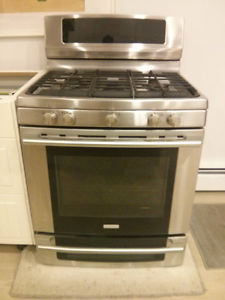"""Electrolux Wave-Touch 30"""" Stainless Steel Gas Sealed Burner"""