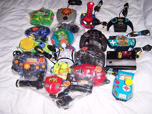 FOR SALE PLUG IN AND PLAY GAMES.ALL WORKING,